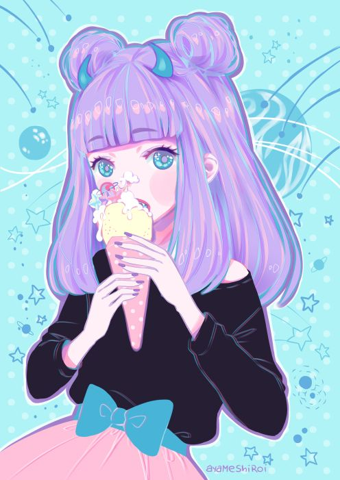 Star-eater by AyameShiroi on DeviantArt