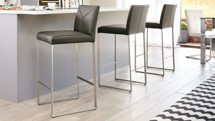 98 Best Danetti Bar Stools Images On Pinterest Chrome
