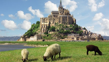 Normandy: Named one of Europe's Most Charming Places to Visit, Best Food & Wine #Fodors #BestofEurope