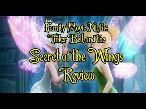 Family Movie Night: Secret of the Wings Review