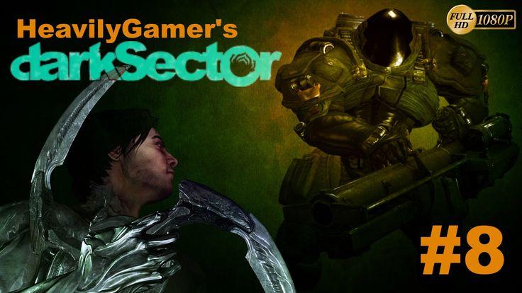 Dark Sector Gameplay Walkthrough Chapter 6:The Bait/Armored Trooper Boss...