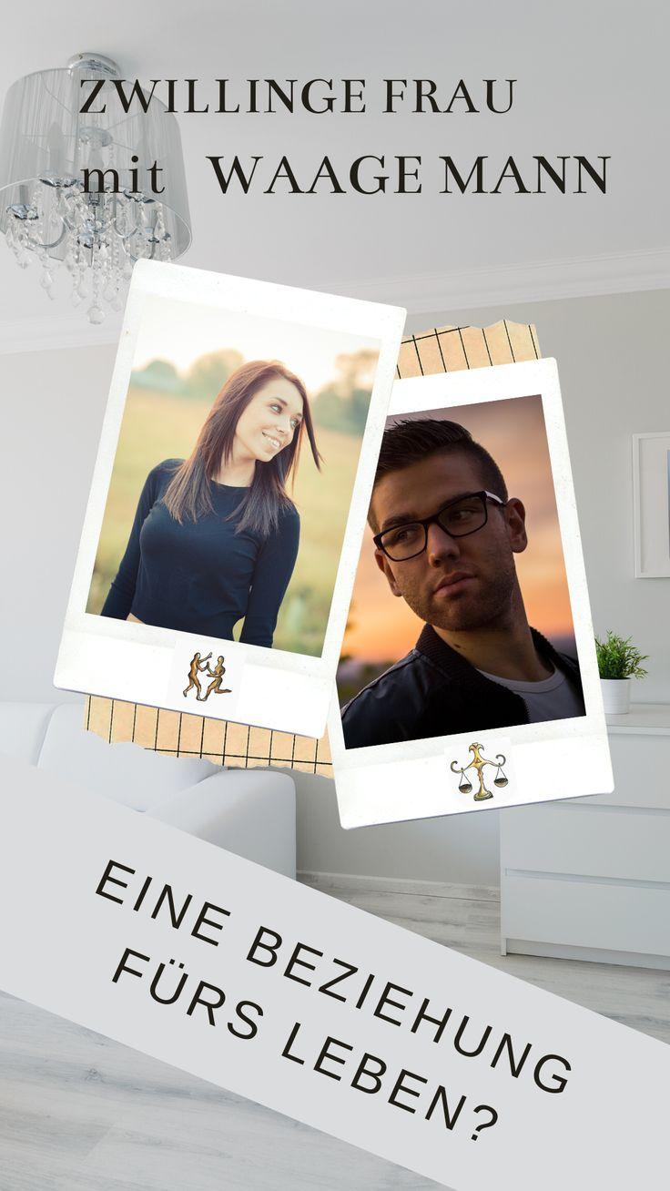 Waage Frau Und Zwilling Mann