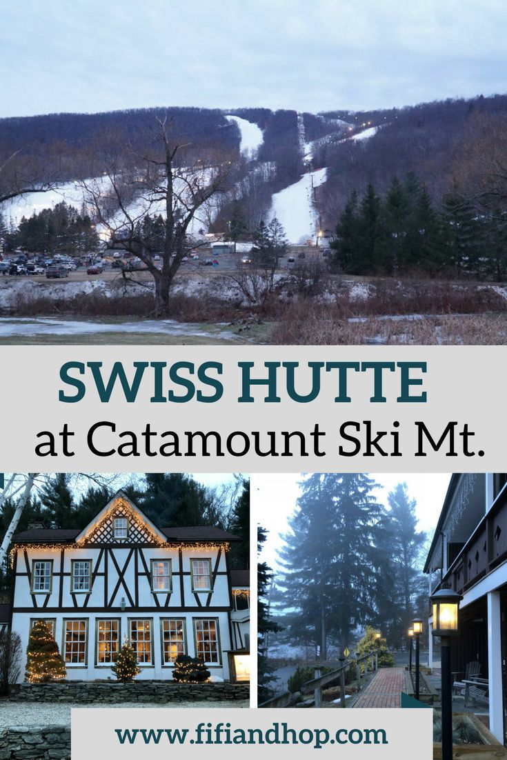 This is a review of the Swiss Hutte Inn in the Berkshires, 2 1/2 hours north of New York City. Next to the base of Catamount ski mountain, it offers a convenient location, excellent dining and a lovely setting. Come see our review and why we'll definitely be returning. #Berkshires #skivacation #familytravel
