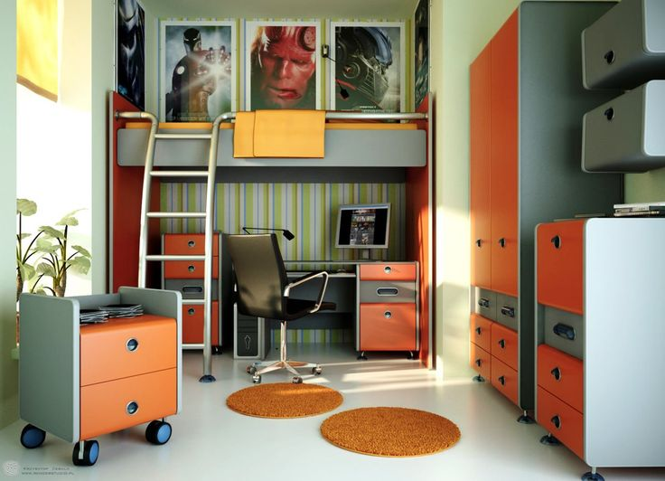 Bedroom Designs For Teenagers Boys 136 best boy rooms ideas images on pinterest | children, kid
