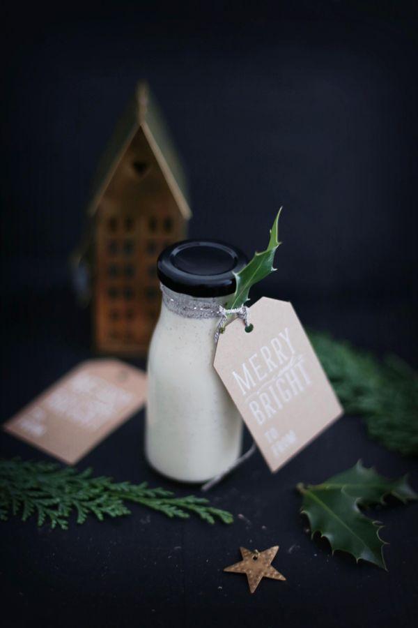 Fräulein Klein : Vanillekipferl-Likör | Weihnachtsgeschenke aus der Küche