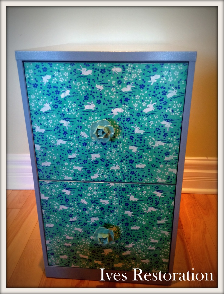 Bunny Filing Cabinet