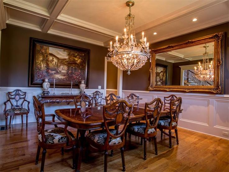 House For Sale In Atlanta GA With An Amazing DIning Room