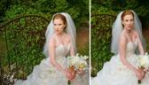 """Anastasia"" gown by Karen Hendrix Couture"