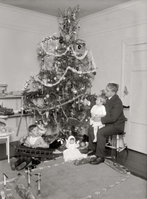 vintage christmas 15 Christmas about 100 years ago... some things never change. (30 photos)