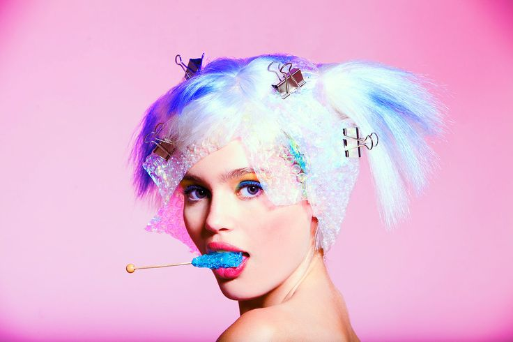 Candy Warhol Photographer: TOMAAS www.tomaas.com Stylist: Allison St. Germain Represented by Pix Management Make up: Nevio Ragazzini Represented by Ford Artists Hair Stylist: Seiji Uehara, Represented by Ennis, Inc Post Production: Elena Levenets M…