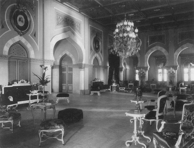 1890 Istana Maimun, Medan. Sumatra.
