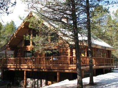 West glacier vacation rental vrbo 287500 1 br glacier for Glacier national park cabin rentals