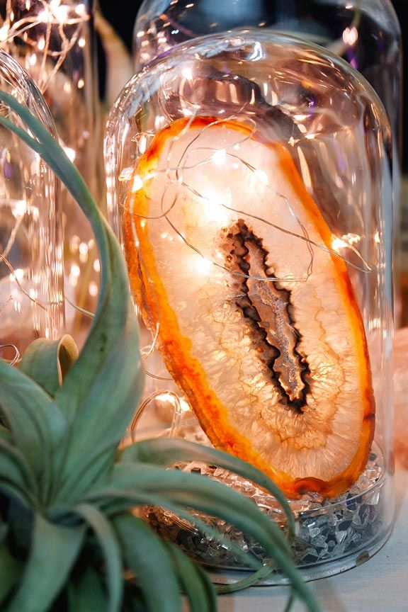 agate wedding tables - Google Search