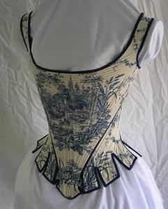 1780 corset