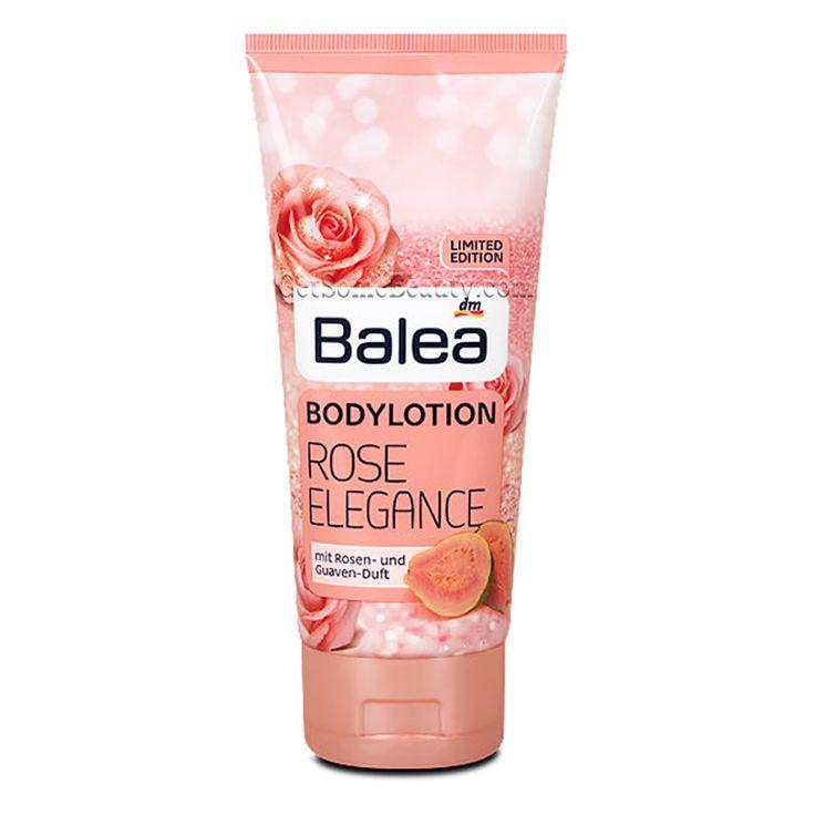 Balea Body Lotion Rose Elegance 200 ml | Get Some Beauty