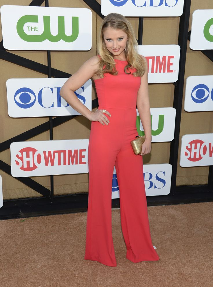 Elisabeth Harnois - CW, CBS and Showtime 2013 Summer TCA Party (July 29, 2013)