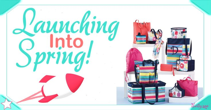 Cover photo/banner for my VIP Facebook group launch party!  Thirty-One Spring/summer 2018 www.mythirtyone.ca/sabrinawhite