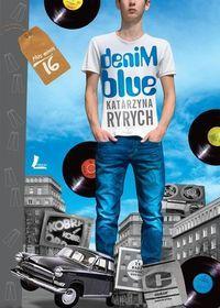 """Katarzyna Ryrych """"Denim Blue"""""""