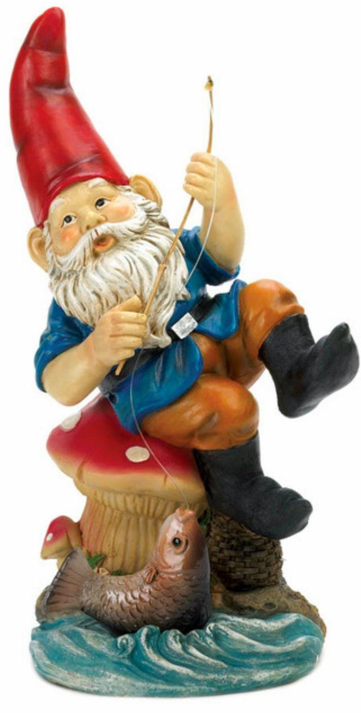 Gnome 4: 3464 Best GNOMELESS SHELTER Images On Pinterest
