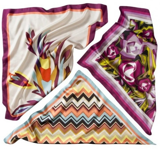missoni for target scarves - wish i would have snagged them