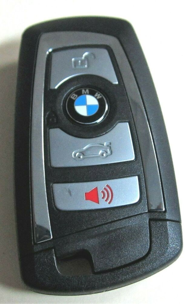 Details About 2011 17 Bmw Oem 2 3 4 5 6 X Series Smart Key Remote