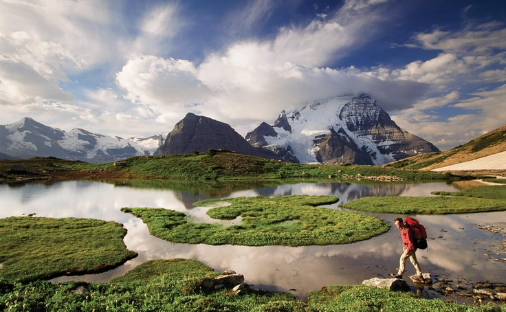 Trek the beauty of Mount Robson Provincial Park   100 BC Moments