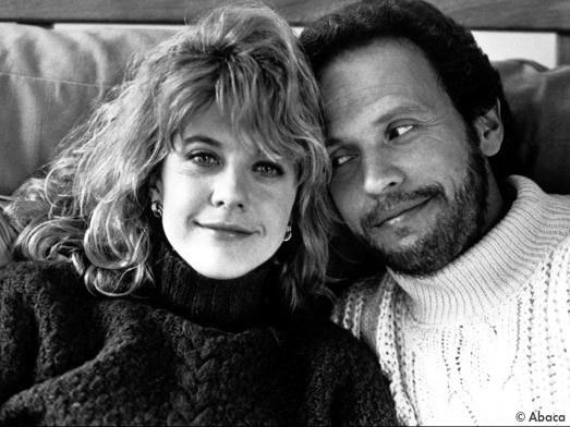 Meg Ryan and Billy Crystal in When Harry met Sally (Rob Reiner, 1989)