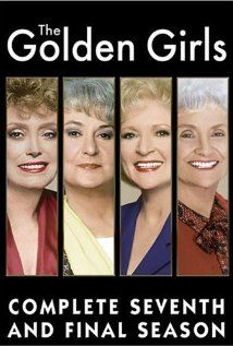 The Golden Girls:  There are not enough words to tell you how much I loved/love this show!  I used to watch it with my Grandma when I was a kid, and now that she's gone, I can still her her laugh at a sarcastic comment of Sophia's, or a silly one or Rose's.  When I watch it now, it's like I'm with my grandma again <3  I absolutely love this show, it holds a special place in my heart <3