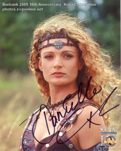 Ephiny (Danielle Cormack) was an Amazon warrior.