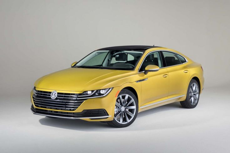 The stylish successor to the Volkwsagen CC arrived stateside Thursday at the 2018 Chicago Auto Show. The 2019 Volkswagen Arteon will go on sale in the fall and replace the CC that's aging quickly from VW lots. The Arteon benefits from economy of scale, notably scalable architecture that underpins the Jetta, Golf, Atlas—even Audi's TT. The Arteon adds…