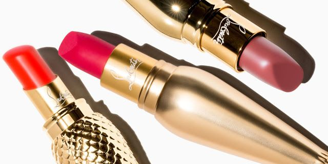 Christian Louboutin Launches a Lipsticks Collection