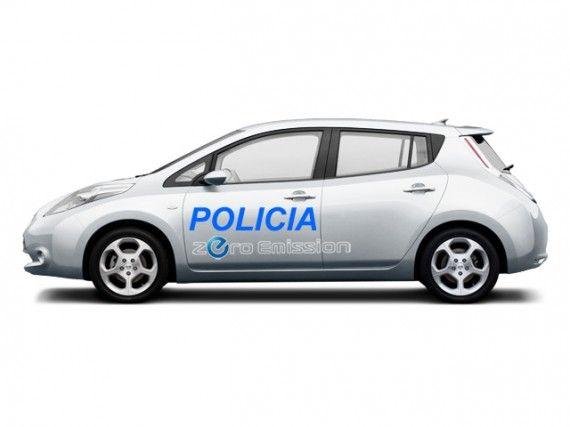 PSP recebe carros eléctricos com pouco uso