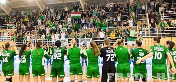Telt ház kell - Nő kézilabda csapatunk Győr elleni diadalát követően szombaton Bajnokok Ligája meccset játszik a SYMA Csarnokban. – VIDEÓ!