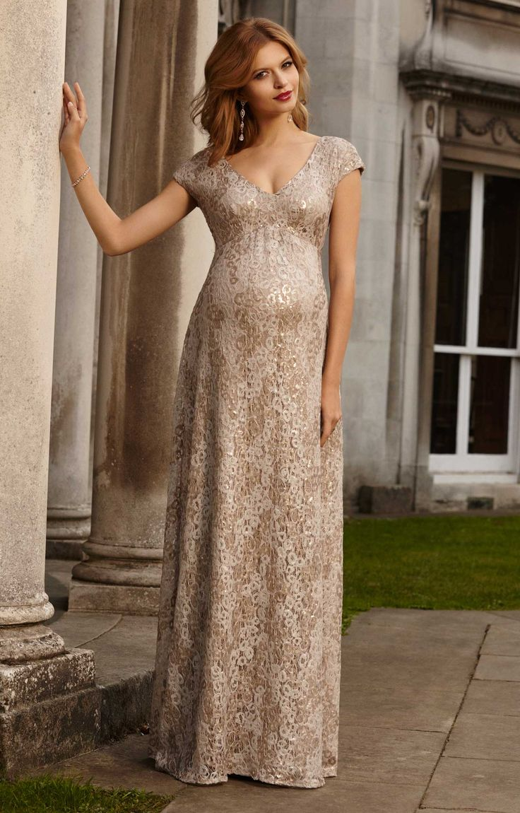 Carmen Gown in Gold Rush