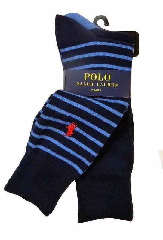 ENVÍO 24/48h - #Pack de #calcetines polo ralph lauren para hombre - sant james - Pack de 2 pares de calcetines de entretiempo, para todo tipo de calzado - Caña más bien alta - Ref: A69APK3TB5728C9DF6.  #ropaHombre #ropaInterior #underwear http://www.varelaintimo.com/marca/20/polo-ralph-lauren