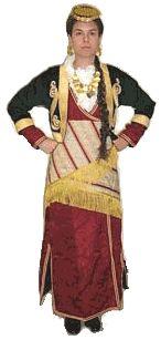 pontianf.gif (146×307) Pontian Greek dancer from Chicago Illinois