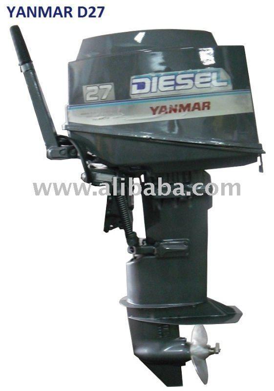 Yanmar D27