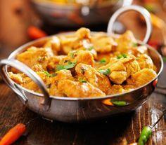 Curry z kurczaka - Przepisy - Maryla Musidłowska - Smaki Życia