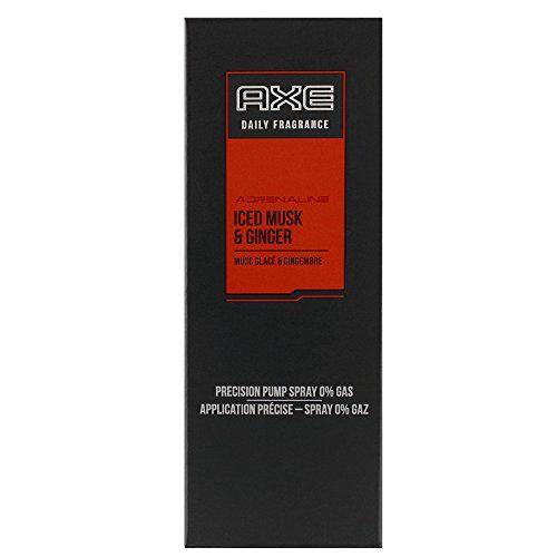 Axe Daily Fragrance parfum déodorant Homme Spray Adrenaline 100ml