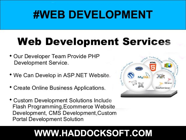 To develop #applications for diverse #mobile platforms, an equally diverse and versatile team of #developers is needed. Phedratech #boasts the most complete #development team whose members have many top #apps to their credit. http://www.haddocksoft.com/web-development