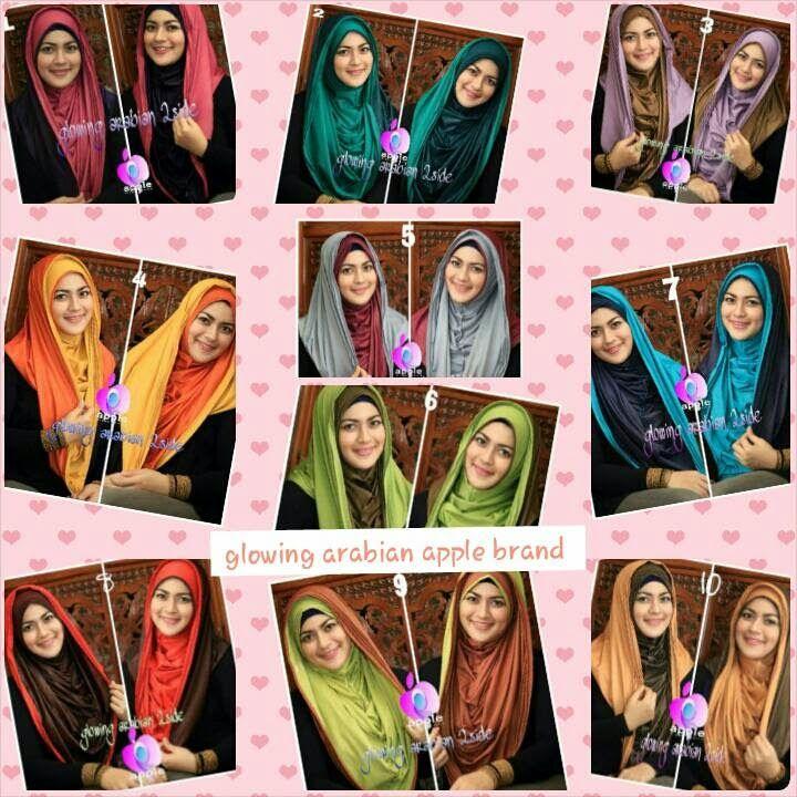 Glow arabian apple brand APB100 | MegaMuslimshop - Tempat belanja Kebutuhan Muslim Terlengkap
