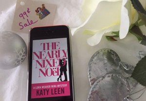 Holiday Romance Sale at Kobo! Get The Nearly Nixed Noël Lora Weaver mini-mystery for just .99¢ until 11 December, 2017  (in UK, US, & Canada).