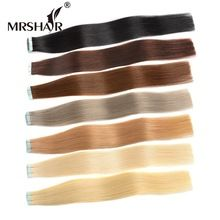 "MRSHAIR Remy Tape In Hair Extensions 20pcs Cuticle Remy Human Hair On Tape Seamless Hair Extensions European 16"" 18"" 20"" 22"" 24"" //Price: $US $67.68 & FREE Shipping //   http://humanhairemporium.com/products/mrshair-remy-tape-in-hair-extensions-20pcs-cuticle-remy-human-hair-on-tape-seamless-hair-extensions-european-16-18-20-22-24/  #frontlacewig"
