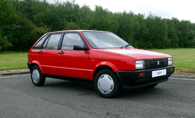 c.1986 SEAT IBIZA GL 5-DOOR