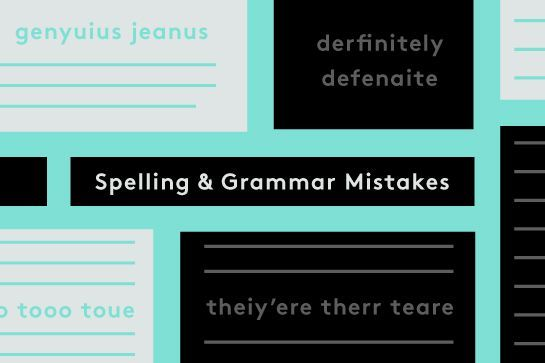"""6 Social Media Mistakes That May Cost You The Job  #refinery29  http://www.refinery29.com/learnvest/71#slide-4  Recruiter Confession #4: Spelling And Grammar MistakesWho cares if you know the correct spelling of independent or the difference between effect and affect? Hiring managers — that's who. According to the Jobvite survey, 66% of recruiters have rejected a candidate due to a poor grasp of proper English.""""This is a big red flag to me because it's a sign of ignorance,"""" says Nick…"""