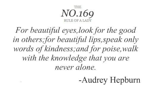 .: Audrey Hepburn Quotes, Quotes Me Inspiration, Favorite Quotes, Senior Quotes, Greatest Quotes