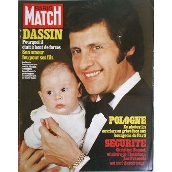 Le 20 août 1980, le chanteur Joe Dassin est emporté par une crise cardiaque à l'âge de 41 ans.