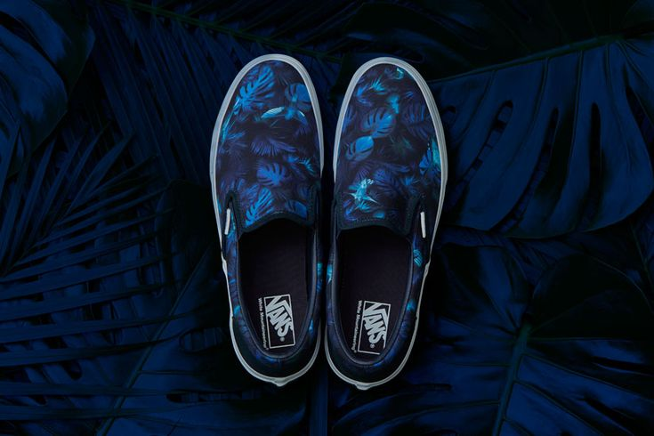 White Mountaineering×VANS「SLIP-ON」