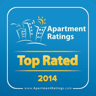 We are a proud recipient of the 2014 ApartmentRatings.com Top Rated Award! Thank you to all of our residents & team members for the support! #CommunityRedefined #ResidentSatisfaction