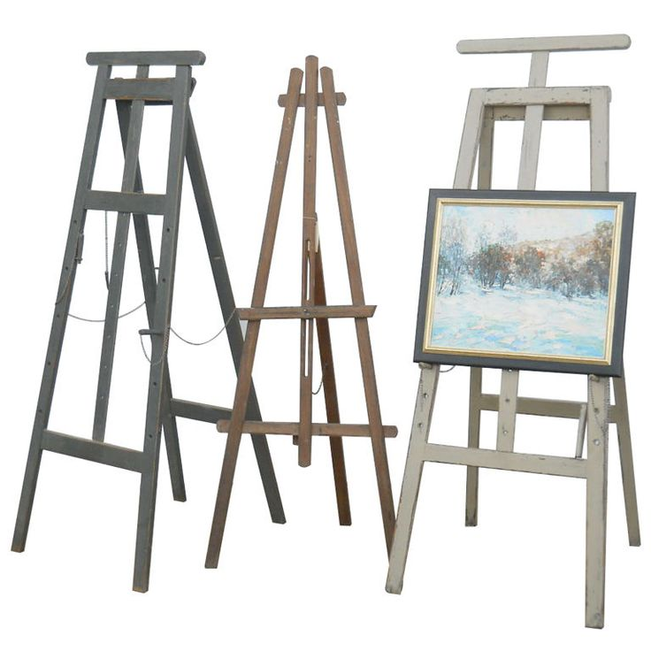 Table Top Easel Woodworking Plans - WoodWorking Projects